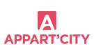 Logo APPART'CITY